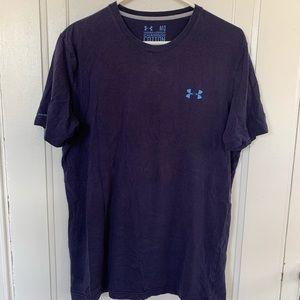 cotton underarmour  shirt
